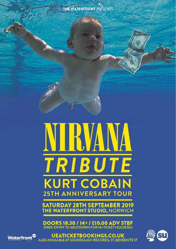 Nirvana Tribute - Kurt Cobain 25th Anniversary