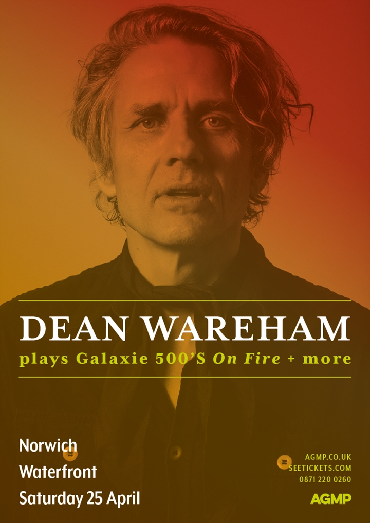 Dean Wareham plays Galaxie 500's 'On Fire'