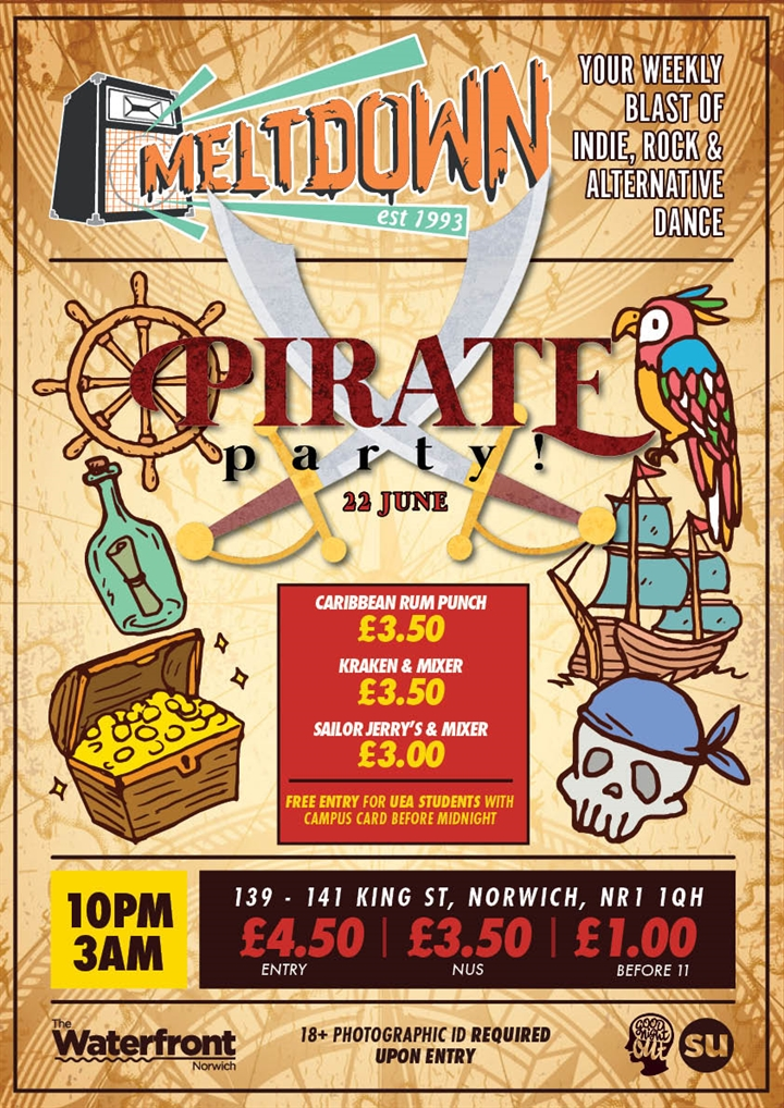 Meltdown | Pirate Party