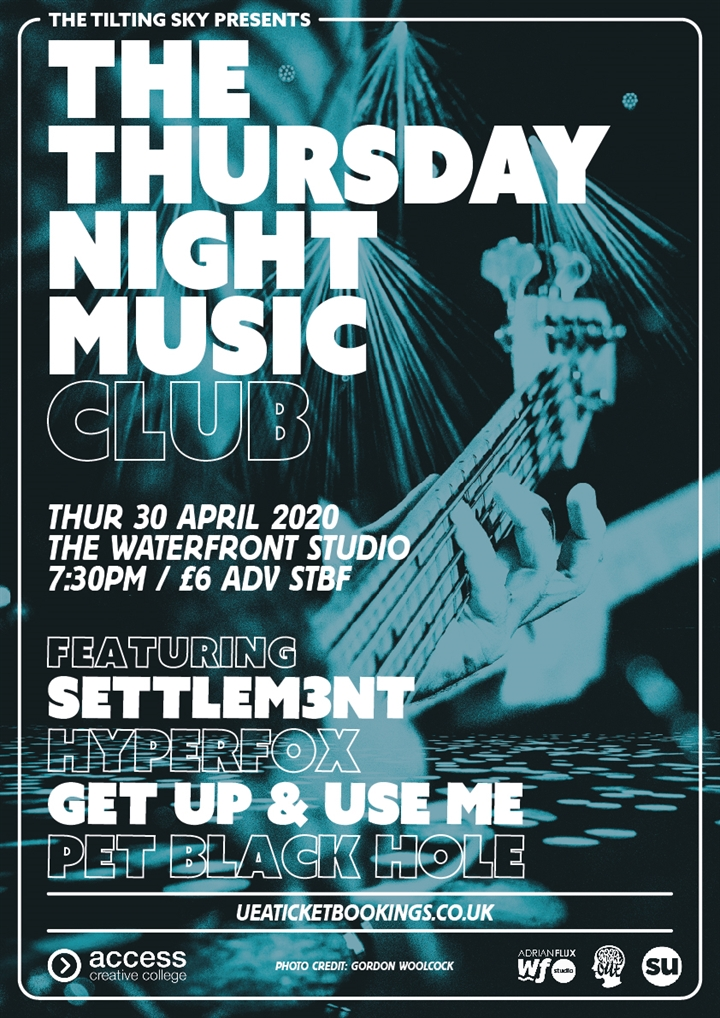 The Thursday Night Music Club ft. Settlem3nt