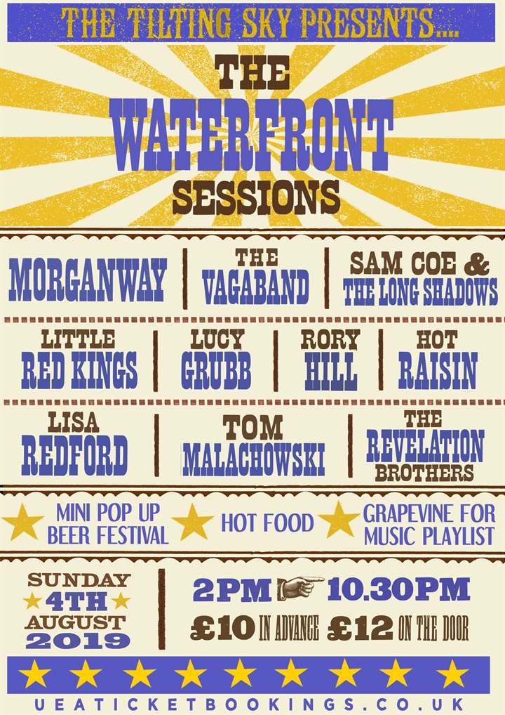 The Waterfront Sessions