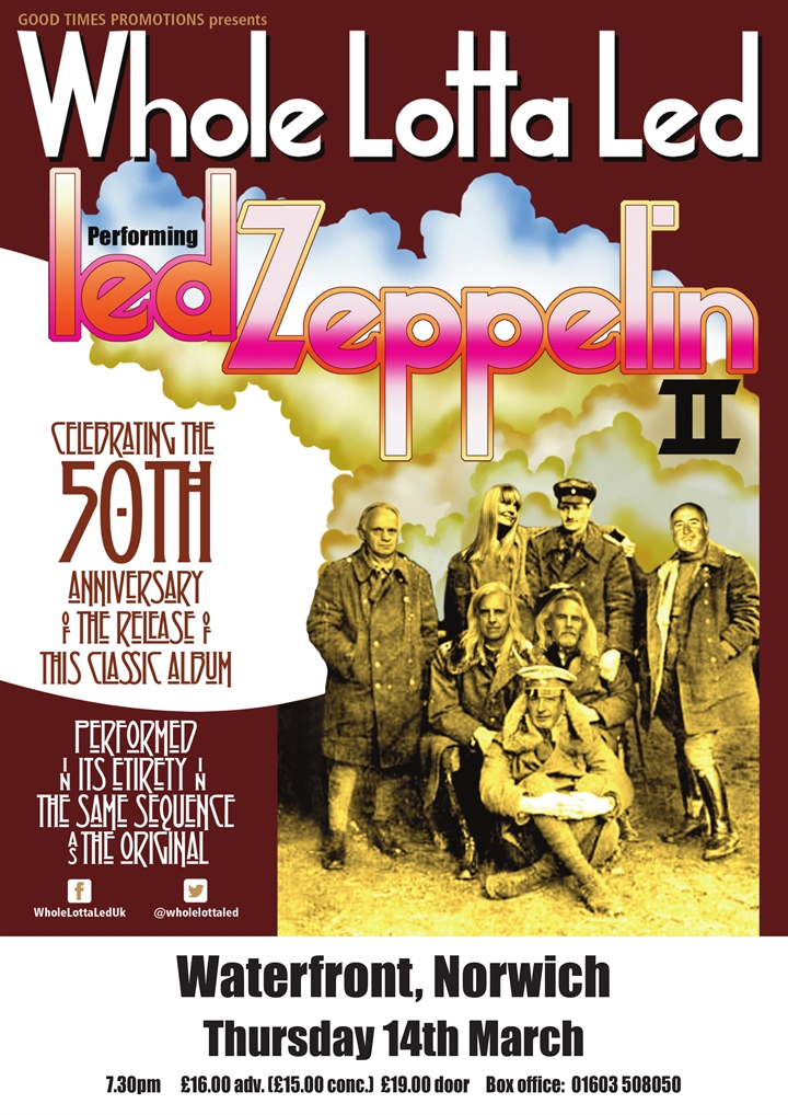 Whole Lotta Led Featuring Led Zeppelin II