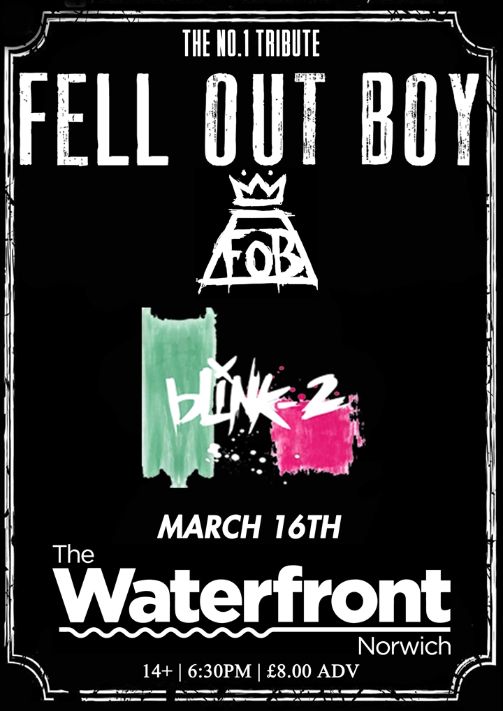 Fell Out Boy + Blink-2