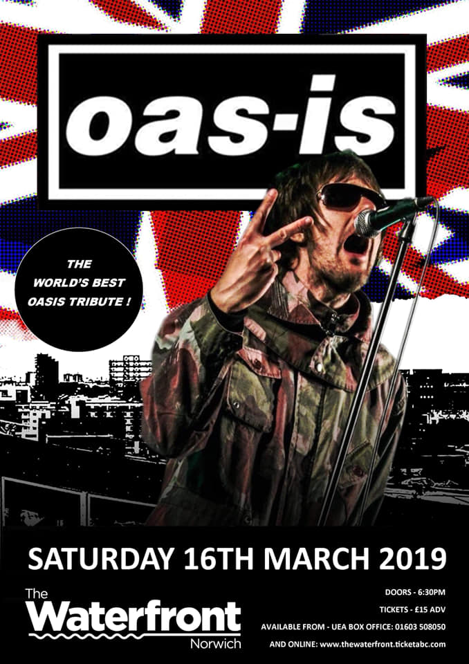 Oas-Is (The Definitive Tribute To Oasis)