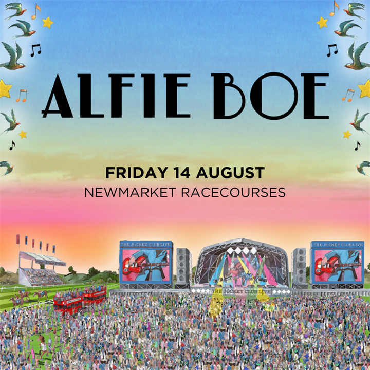 Newmarket Nights featuring Alfie Boe