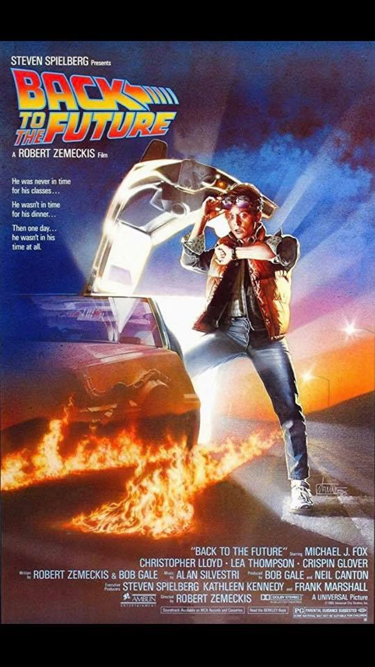 Drive In Movies - Back To The Future