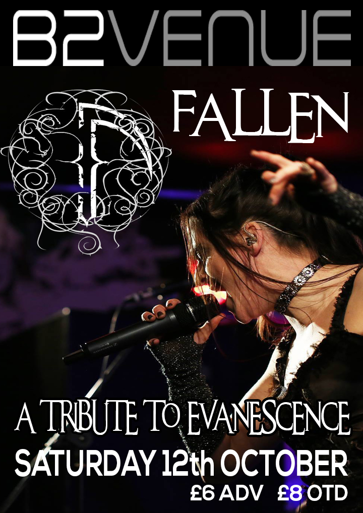 FALLEN - A TRIBUTE TO EVANESCENCE