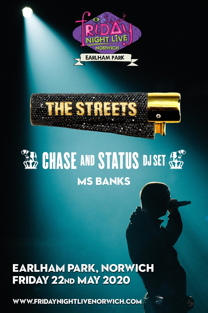 The Streets - Friday Night Live