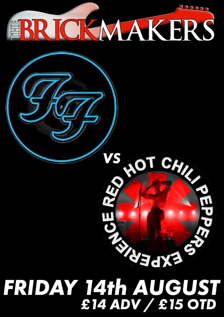 THE FOOZ VS THE RED HOT CHILLI PEPPERS EXPERIENCE