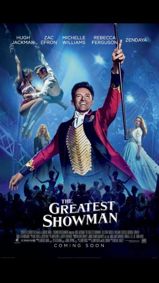 Drive In Movies - The Greatest Showman Singalong