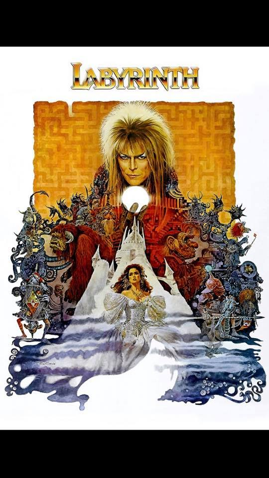 Drive In Movies - Labyrinth