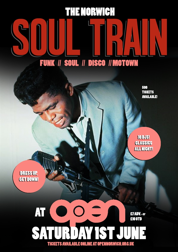 The Norwich Soul Train