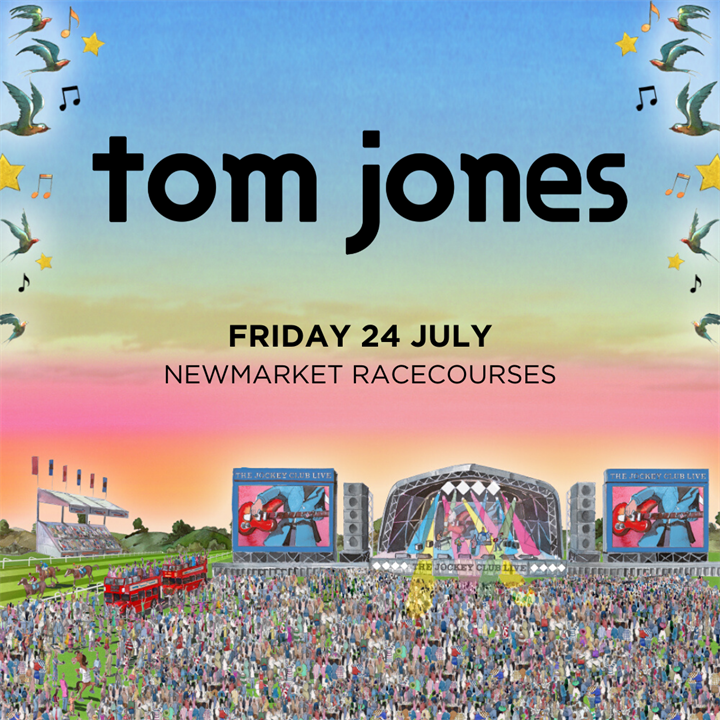 Newmarket Nights featuring Tom Jones
