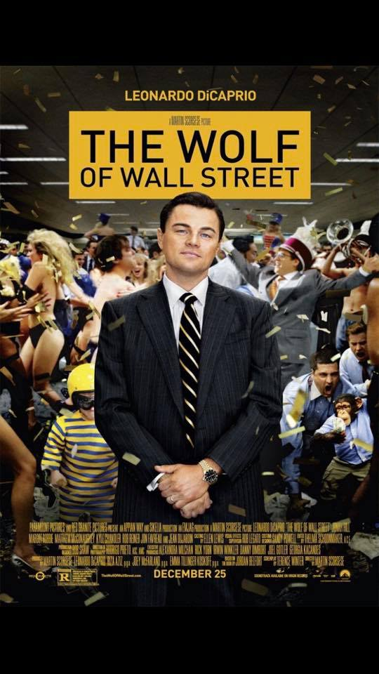 Drive In Movies - The Wolf of Wall Street