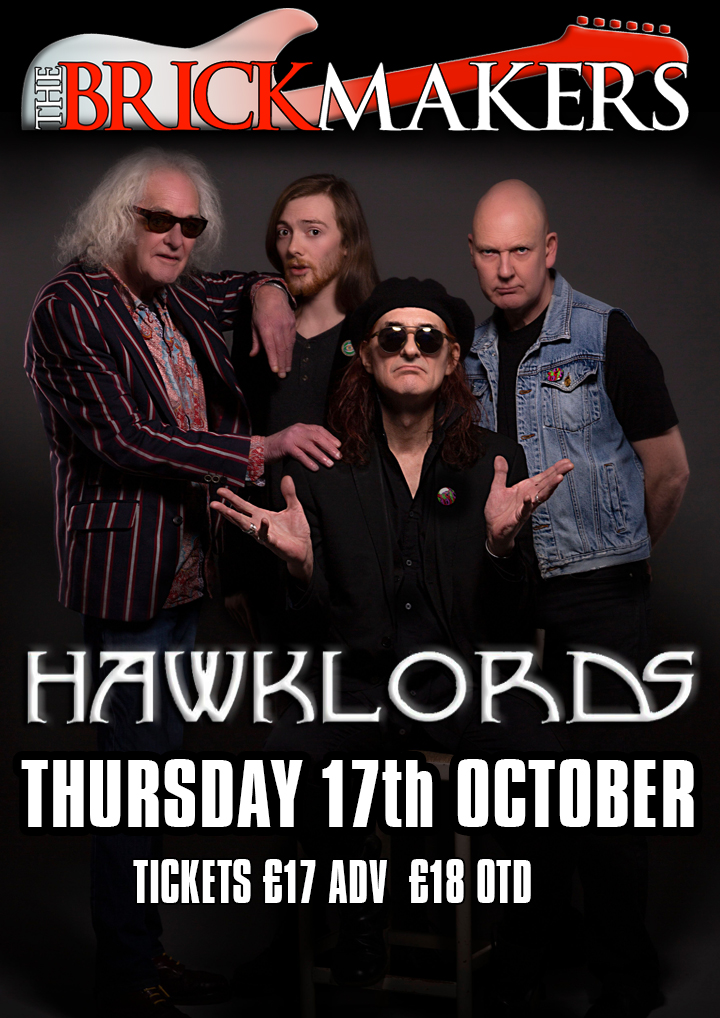 The Hawklords - Generations Tour 2019