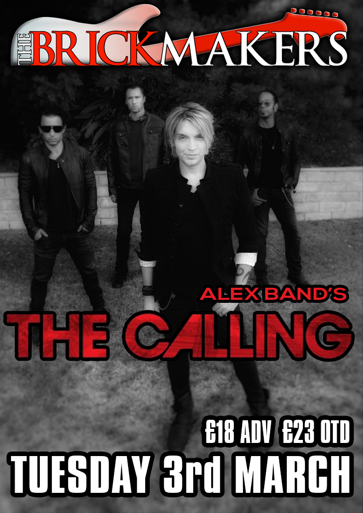 Alex Band's - THE CALLING