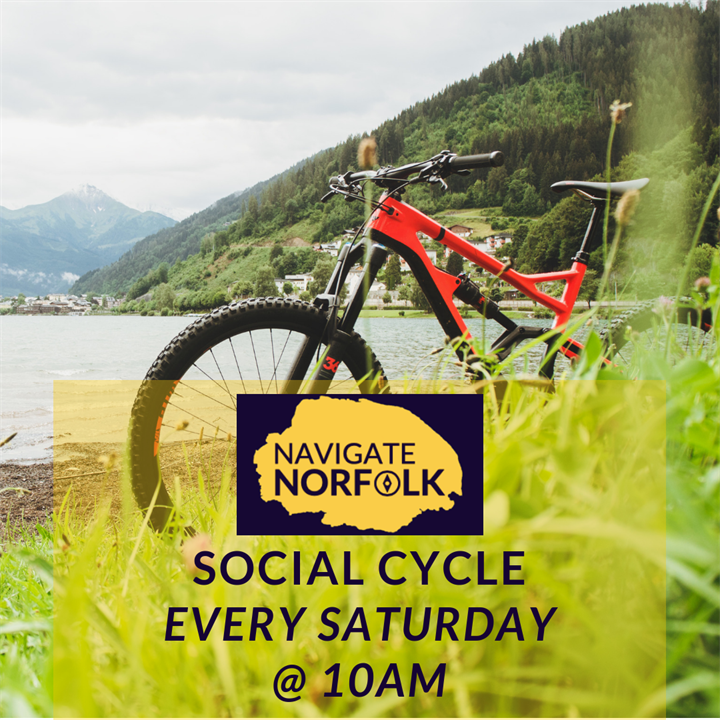 Navigate Norfolk: Social Cycling