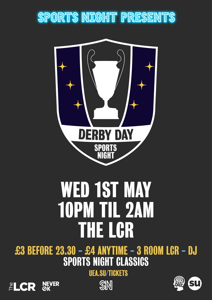 Derby Day Sports Night