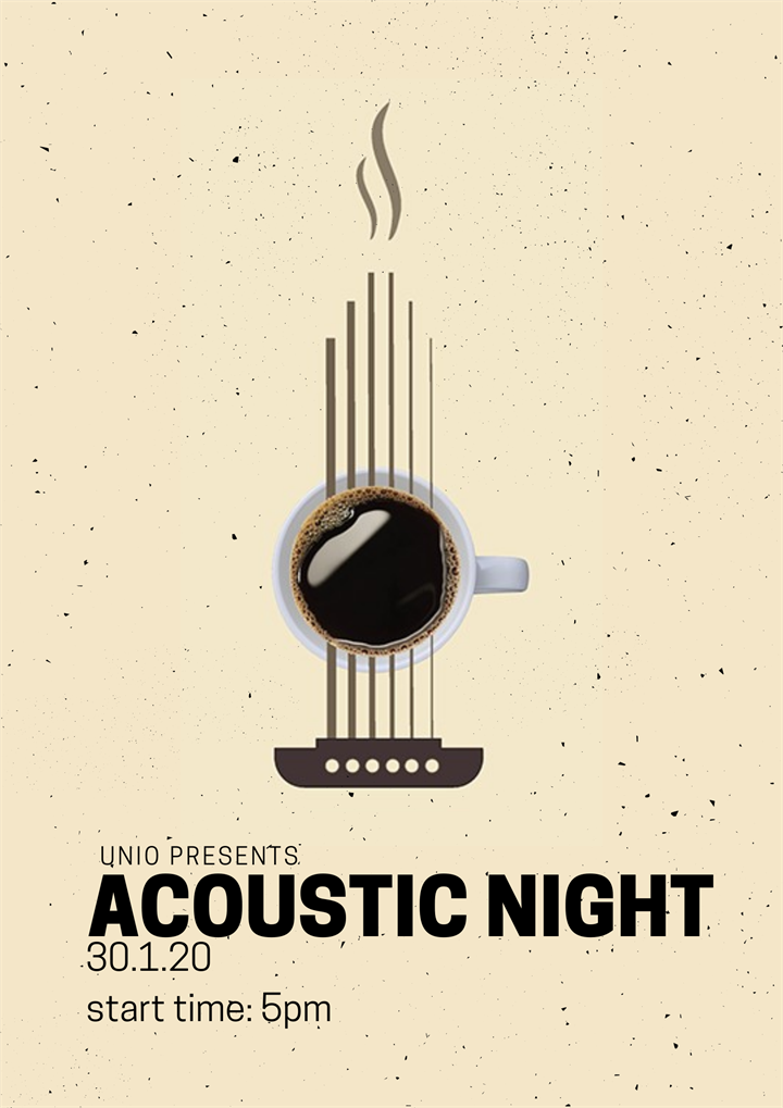 Acoustic Night in Unio