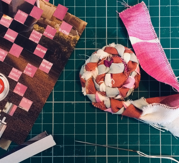 Eco-Craft with Old Plastic Bags